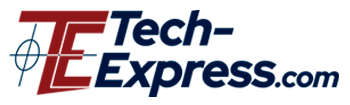 Tech Express Displays Graphics Printing Design